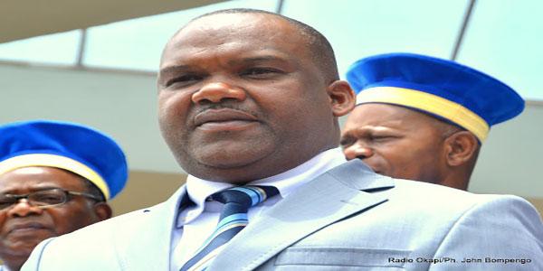 Photo du president de la CENI congolaise.