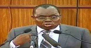 Photo d'un sénateur de la RDC.