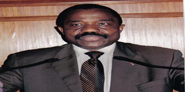 Photo d'un député Congolais