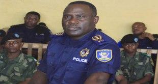 Photo d'un officier de l'armée congolaise