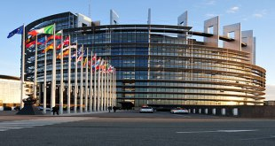 Photo du Parlement européen à Strasbourg