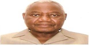 Photo d'un sénateur congolais.