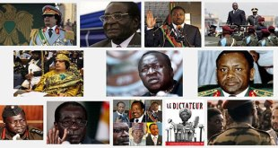 Photo de Leaders africains