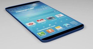 Picture of Samsung galaxy s5.