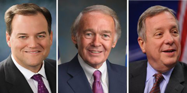 Photo des Sénateurs américains
