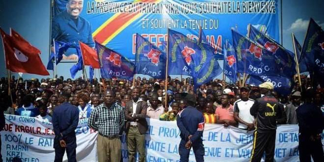 A la veille de la fête de l'Indépendance de la RDC.