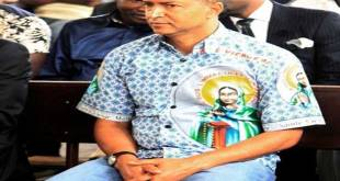 Moise KATUMBI lors d'un procès au Katanga
