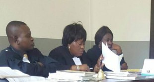 Chantal Ramazani Wazuri [milieu]