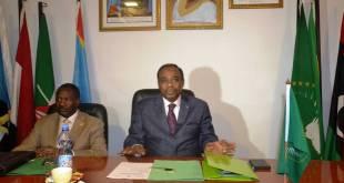 Eden KODJO, le facilitateur du dialogue en RDC.
