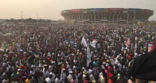 Meeting du Rassemblement, Kinshasa, 31 Juillet 2016