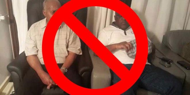 Non a l'UDPS familial - Felix et Etienne TSHISEKEDI