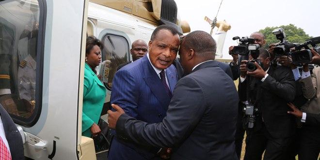 """Dénis Sassou Nguesso et """"Joseph Kabila Kabange"""""""