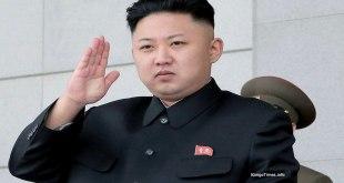 KIm Jong Un, président de la Corée du Nord