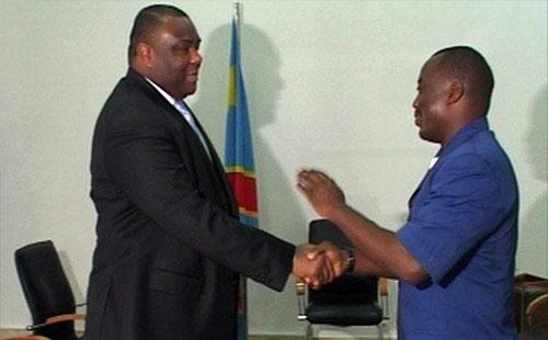 "Jean-Pierre BEMBA et ""Joseph KABILA"""