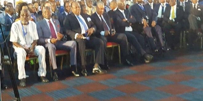 Politiciens congolais