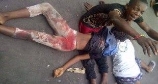 """Une jeune fille tuée par les mercenaires de """"Joseph KABILA"""""""