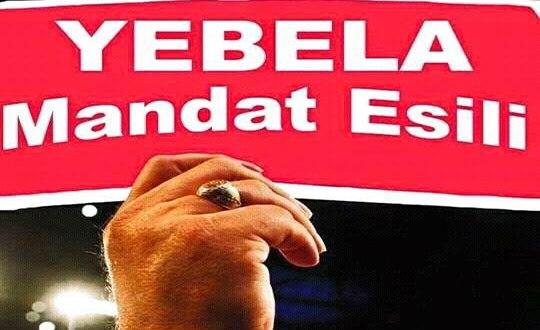 """""""KABILA"""" Yebela, mandat esili"""