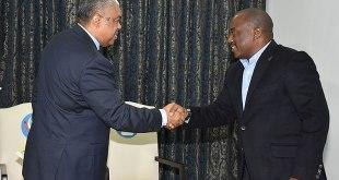 """Samy BADIBANGA NTITA, 1er ministre nommé par """"Joseph KABILA"""""""