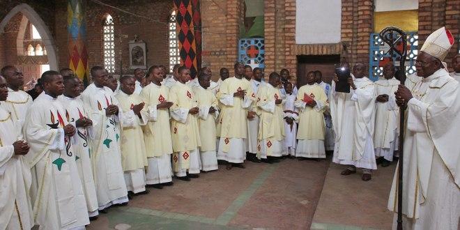 CENCO - Evêques de l'Eglise Catholique de RDC.