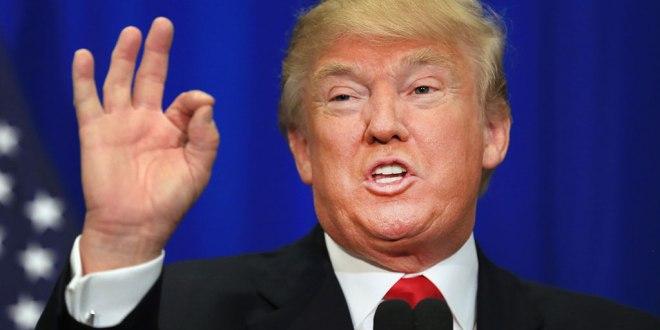 Donald TRUMP, President élu des Etats-Unis