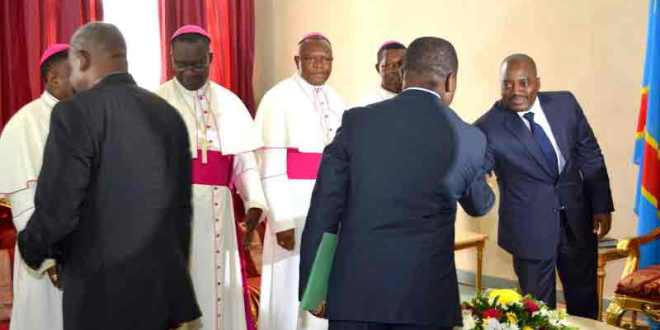 Saint-Sylvestre : l'Accord qui dérange «Joseph KABILA»