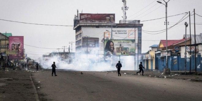 Marches anti-Kabila : Un mort et plusieurs blessés en RDC