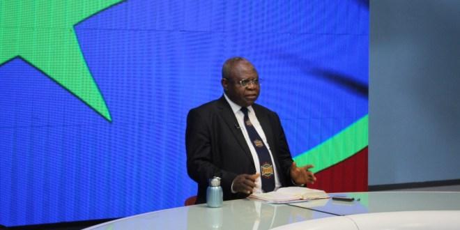 """Pasteur THÉODORE MUGALU Chef de la Maison civile de """"Kabila"""""""