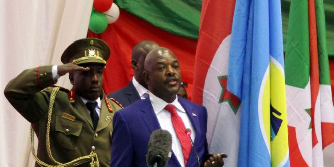 Pierre Nkurunziza, président burundais.
