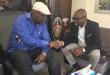 Felix TSHISEKEDI et Dany BANZA, politiciens congolais