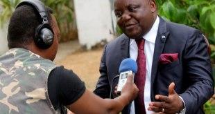 Mbusa Nyamwisi, politicien congolais