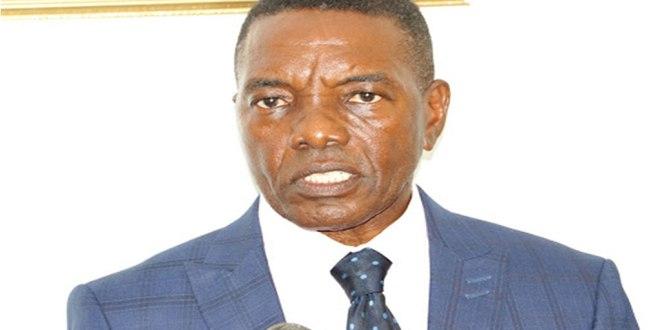 Porte-parole de la Majorité présidentielle de RDC, André-Alain Atundu Liongo