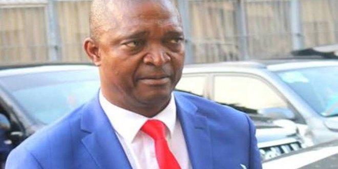 Emmanuel Ramazani Shadary, ancien ministre de l'Intérieur et Sécurité de RDC.