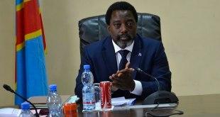"""Joseph Kabila"" president de RDC"