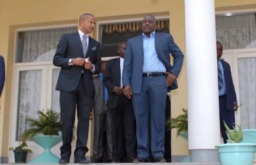 """Moise Katumbi et """"Joseph Kabila"""""""