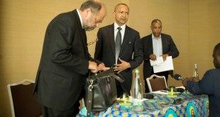 Eric Dupond Moretti et son client Moïse Katumbi