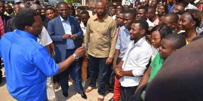 RDC : Discours d'adieu de «Joseph KABILA» ?
