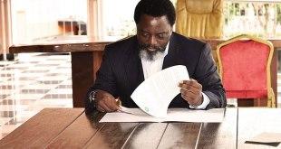 Pour éviter la guerre : «Kabila» n'a plus d'autre choix que de respecter la Constitution et l'Accord de la Saint Sylvestre