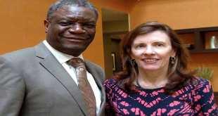 Denis MUKWEGE brosse un tableau apocalyptique de la situation sociopolitique de RDC