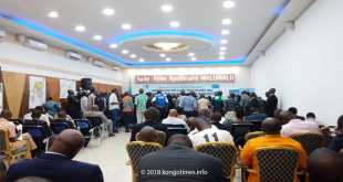 CENI RDC - Salle Abbe Apollinaire Malumalu.