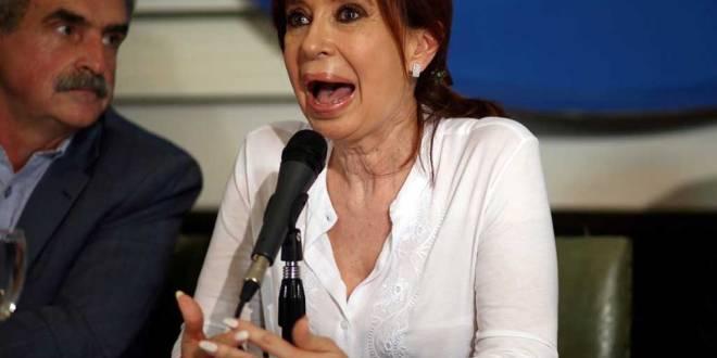 Cristina Kirchner, ex-preso de l'Argentine.