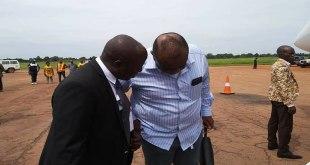 Bemba : Retour sain et sauf en Belgique