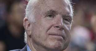 Sénateur John McCain décède samedi 25 Aout 2018.