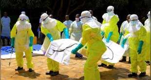 Entraînement contre le virus Ebola en RDC