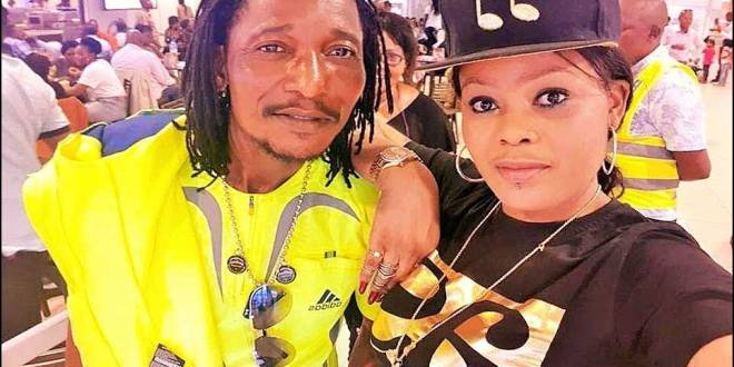 Carine MOKONZI, chroniqueuse de médias en ligne, en Angola, le 03 avril 2018.