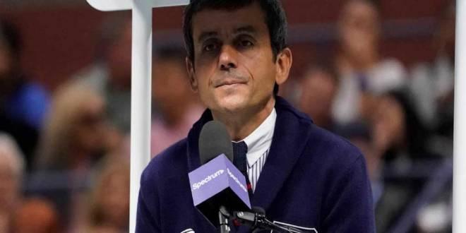 Carlos RAMOS - Arbitre tennis.