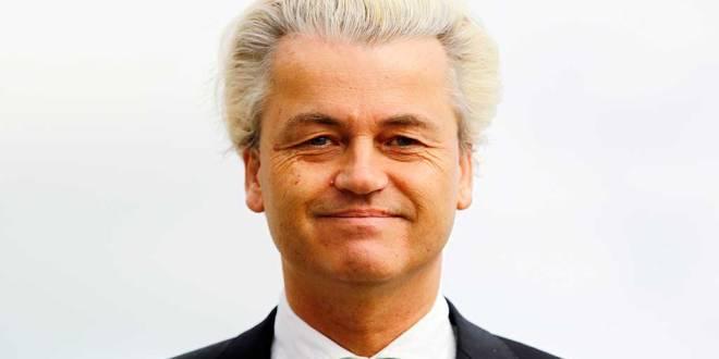 Le député antimigrants néerlandais Geert Wilders.