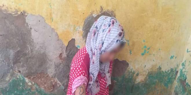Khadija Okkarou, la jeune fille marocaine violee.