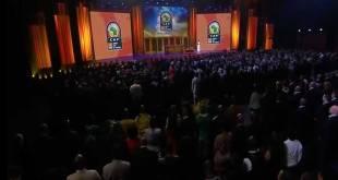 Tirage au sort CAN 2013. Photo d'archive. kongotimes.info.