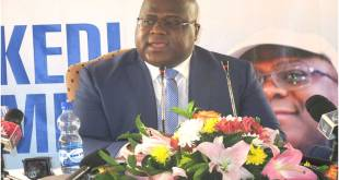 Felix-Antoine TSHISEKEDI TSHILOMBO dit Fatshi.