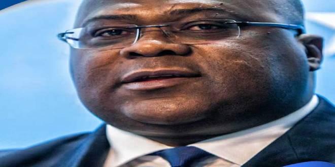 Felix-Antoine TSHISEKEDI TSHILOMBO dit Fatshi, president national de l'UDPS.